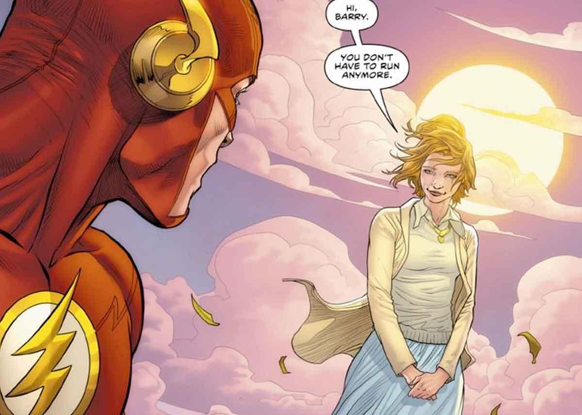 dc comics the flash villano