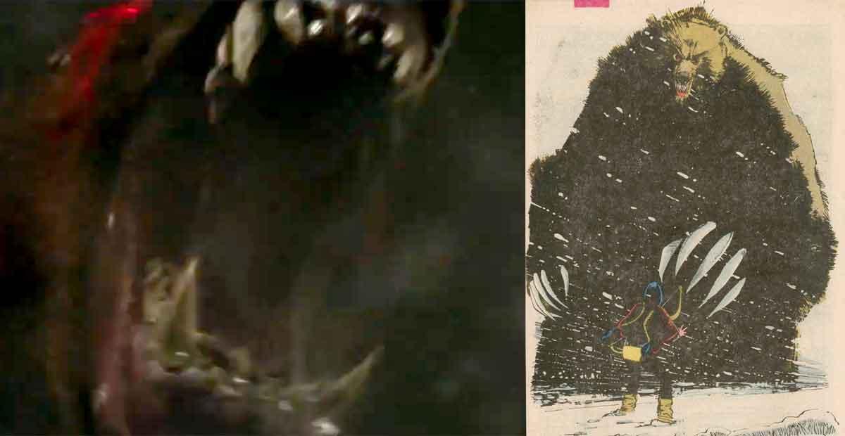 La película Los nuevos mutantes por fin muestra a Demon Bear