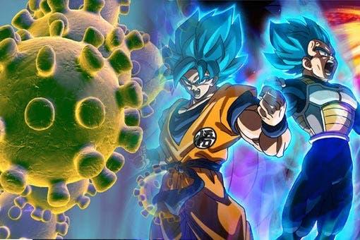 El escritor de Dragon Ball usa a Beerus contra el Coronavirus