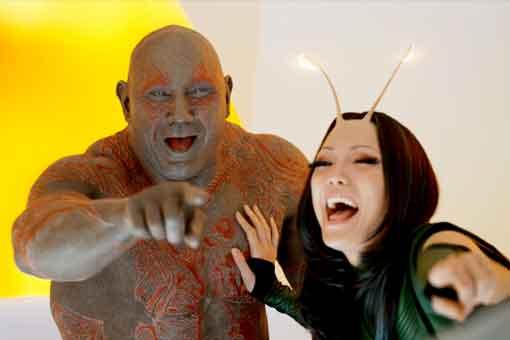 Dave Bautista decepcionado con Marvel Studios por como es Drax