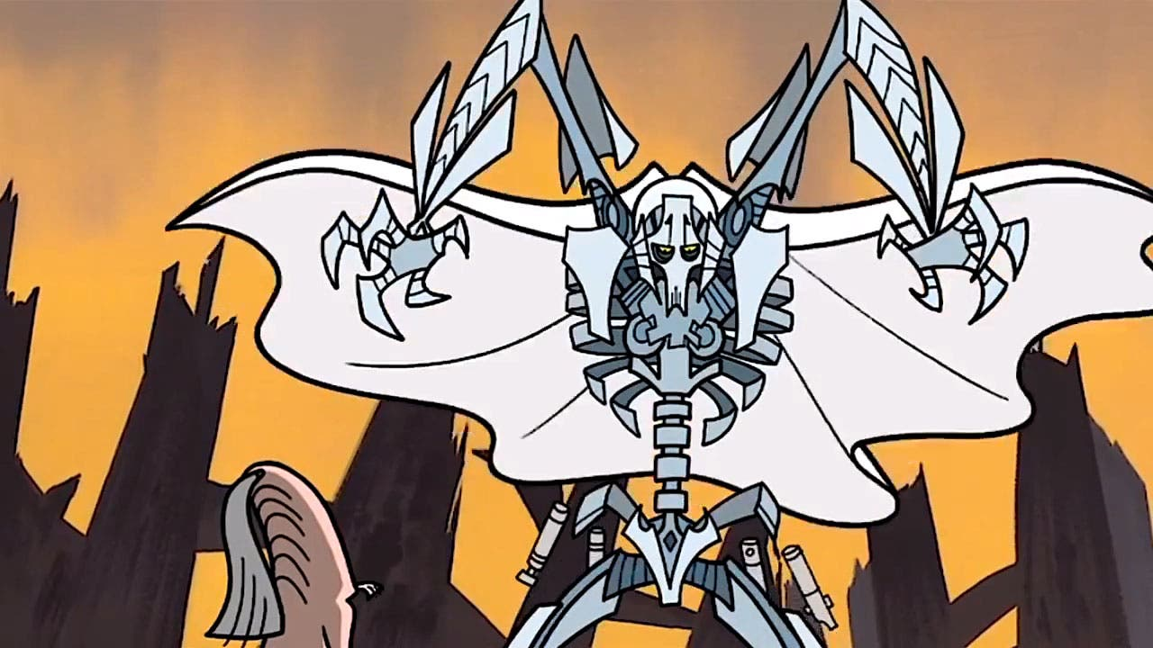 general grevious tartakovsky clone wars