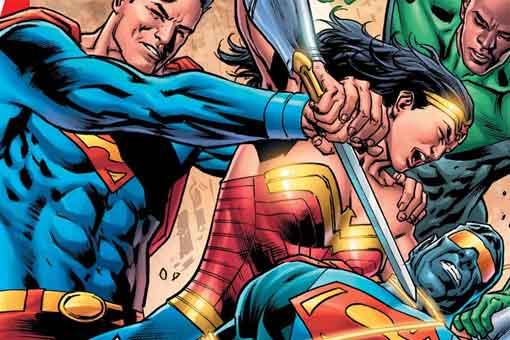 Superman entrega el arma más mortal a su enemigo más implacable