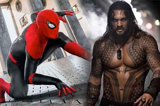 Espectacular Fan Art de Jason Momoa como villano de Spider-Man