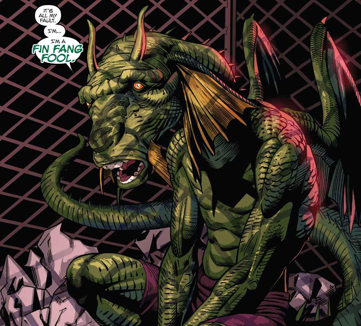 Villano de Marvel regresa convertido en un pequeño dragón