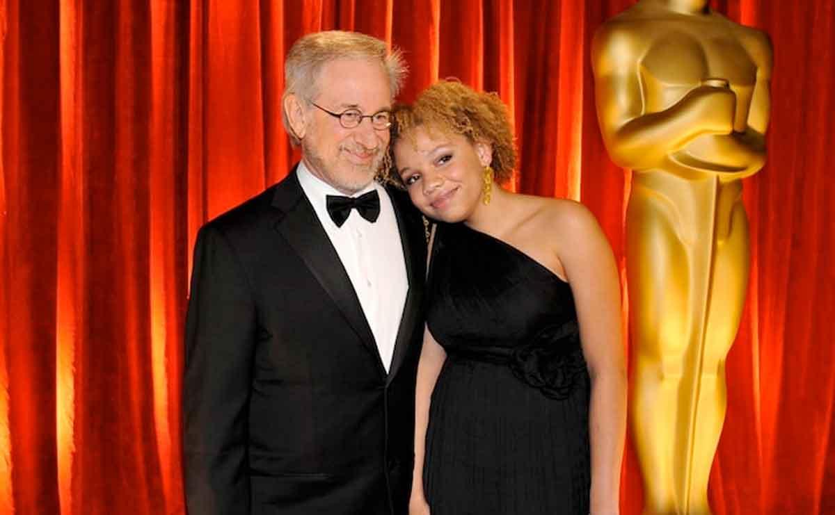 La hija de Steven Spielberg arrestada