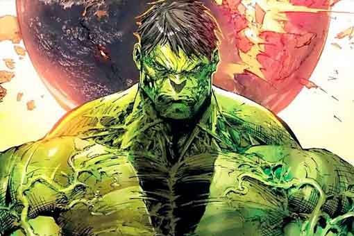 El Hulk más poderoso podría destruir el mundo