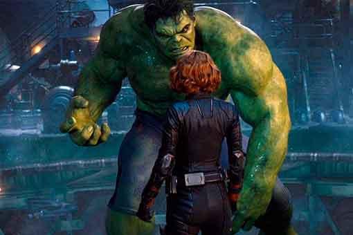 "Scarlett Johansson llamó a Hulk ""mutante"""
