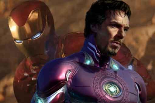 Iron Man y Doctor Strange casi intercambian trajes en Vengadores: Infinity War