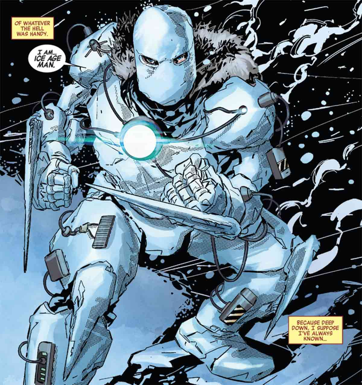 La nueva armadura de Iron Man es la peor de su historia