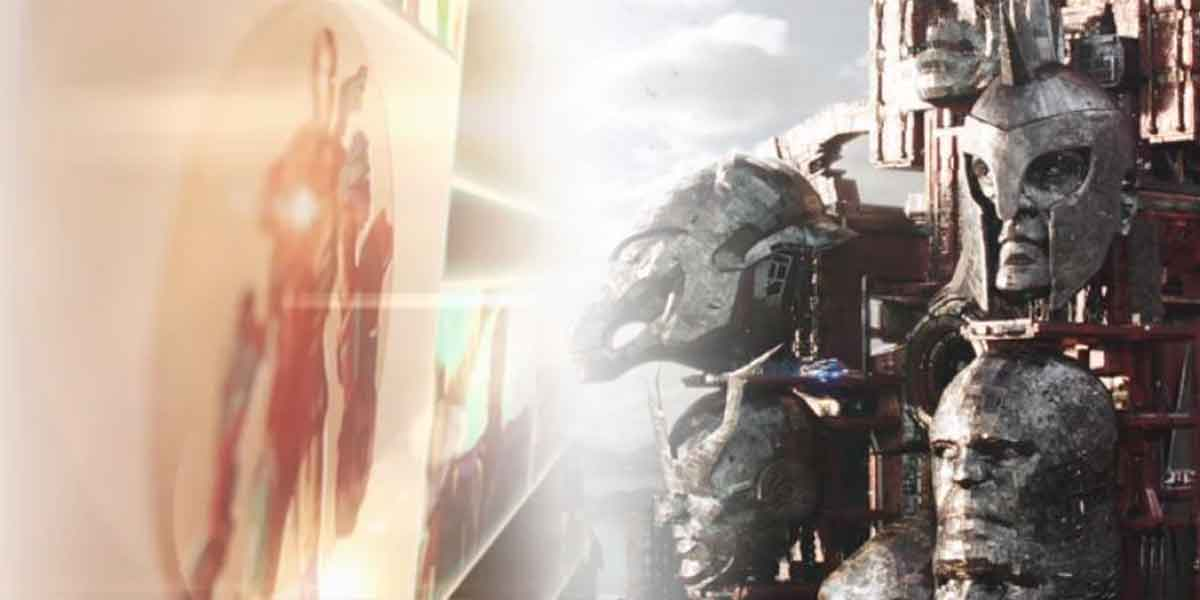 Y si Iron Man hubiera protagonizado Thor: Ragnarok
