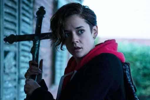 Marianne, la serie de terror, fue cancelada por Netflix