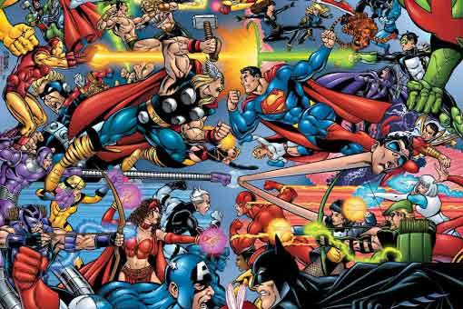 La ciencia detrás de Marvel es superior a la de DC Comics