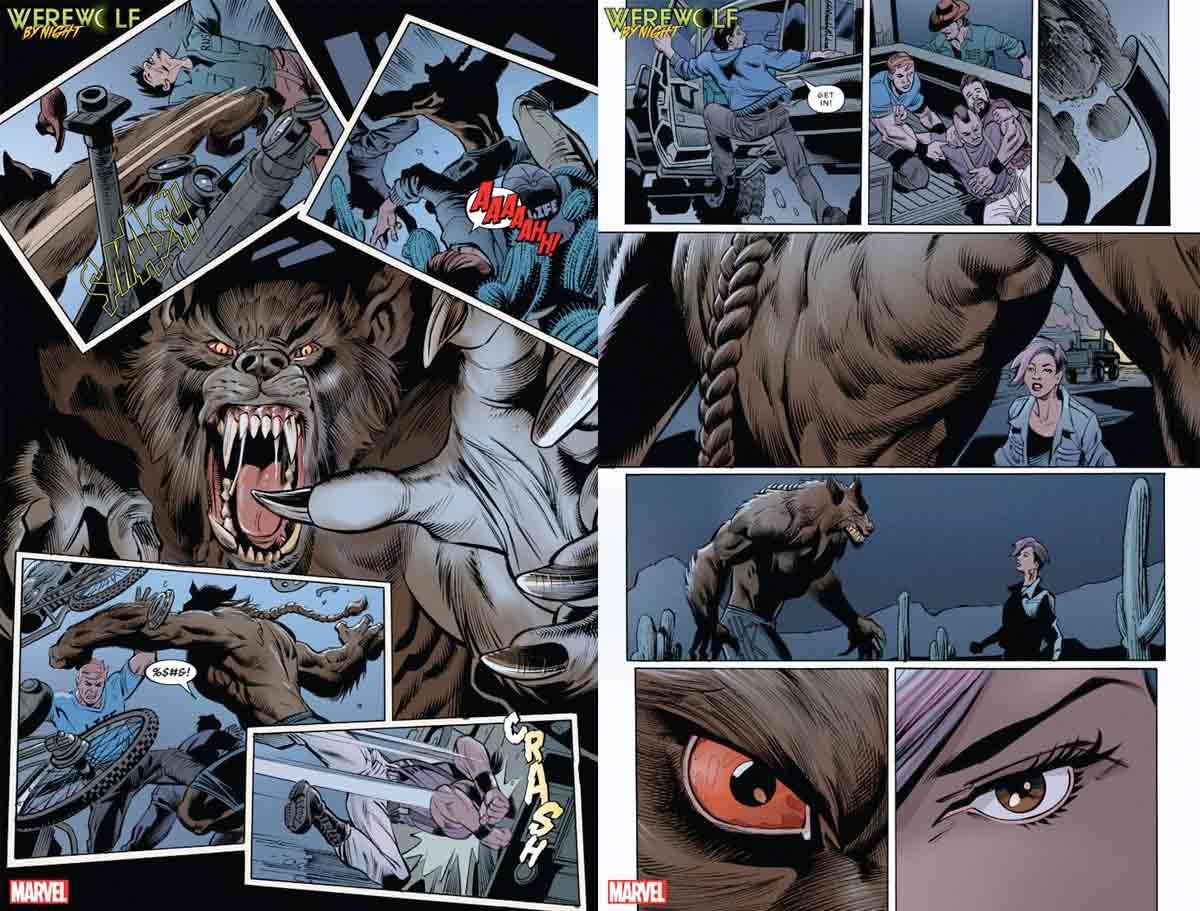 Marvel presenta a su nuevo héroe sobrenatural