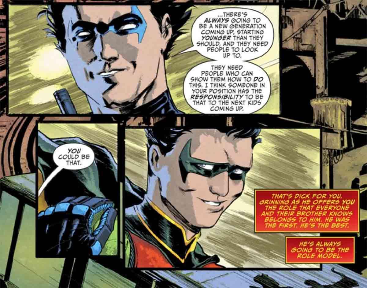 DC Comics revela cual es el mejor Robin