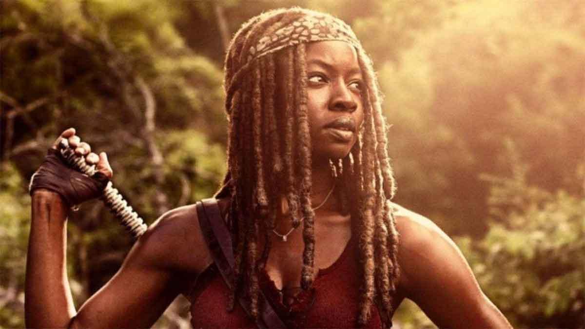 The Walking Dead revela un giro importante sobre Michonne