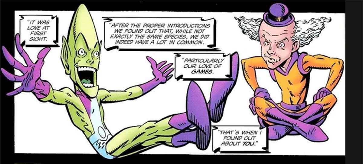 Marvel y DC Comics han compartido en secreto un personaje durante años