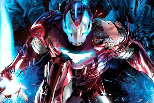 Marvel vuelve a matar a Tony Stark / Iron Man