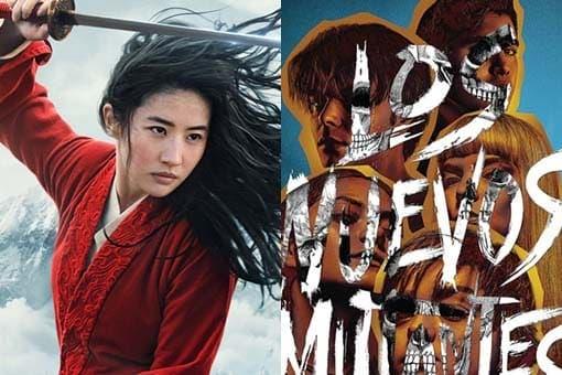 Mulán y Los nuevos mutantes retrasan su estreno por el coronavirus