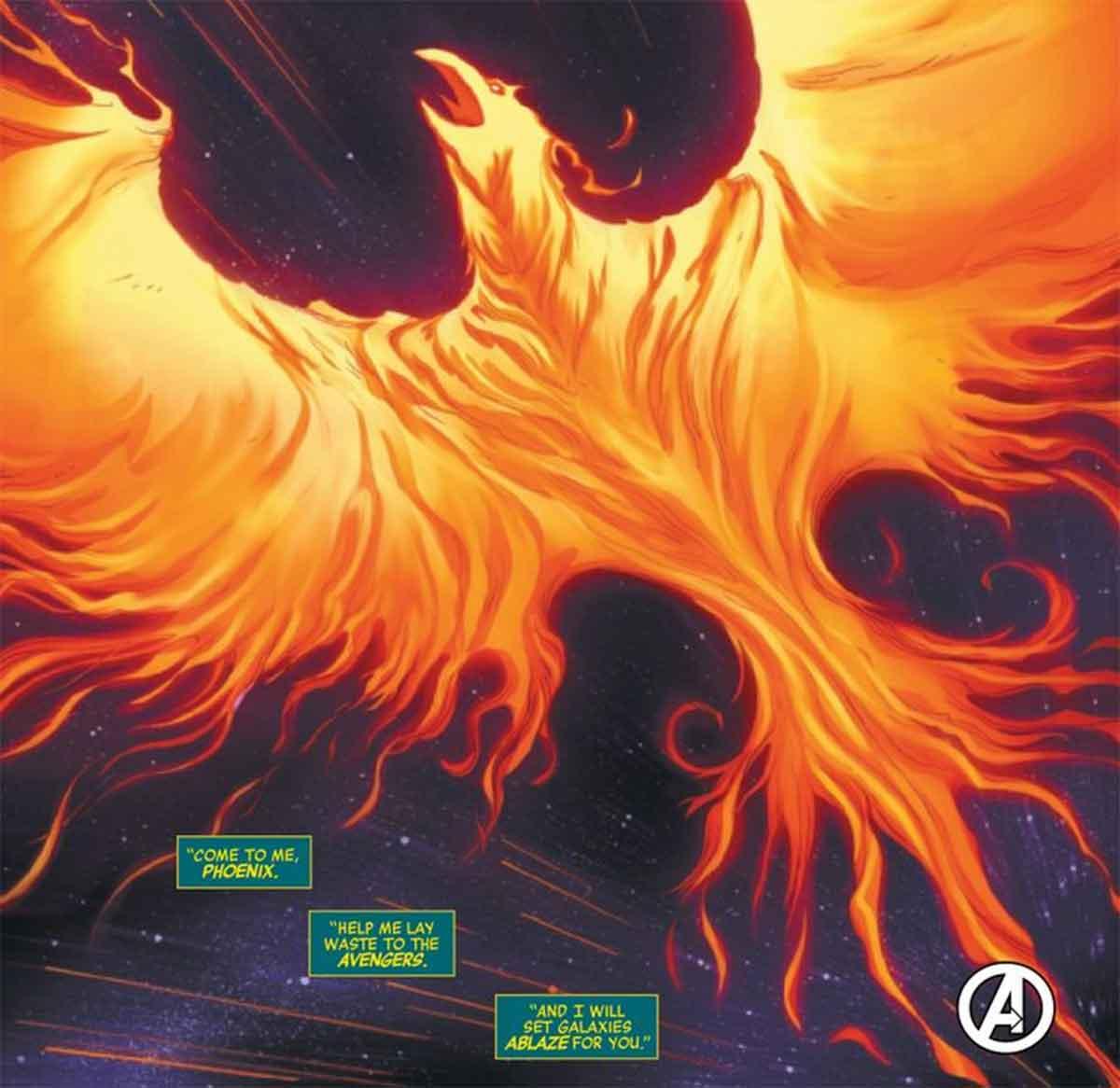 La Fuerza Fénix tiene un gran aliado para destruir a Los Vengadores