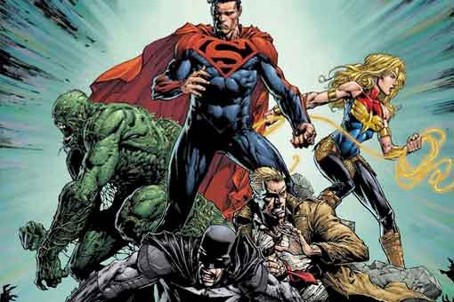 Llega una nueva Liga de la Justicia a DC Comics