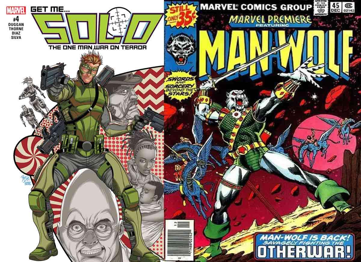 Habrá dos películas nuevas con personajes de Marvel