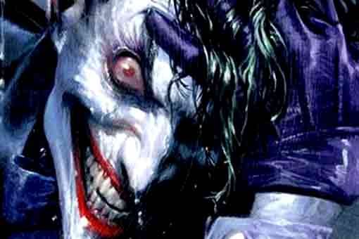 portada DC Comics Joker