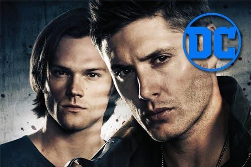 serie sobrenatural dc comics