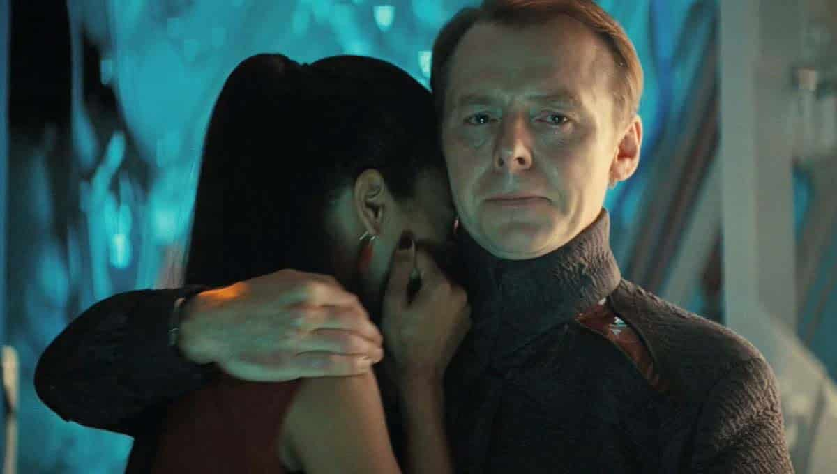 Simon Pegg no cree que haya más filmes de Star Trek por culpa de Marvel