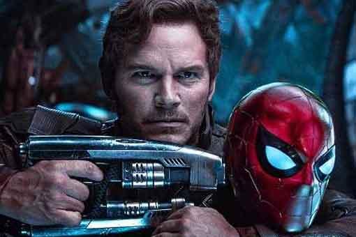 Chris Pratt y Tom Holland revelan quien ganaría la pelea: Spider-Man o Star Lord