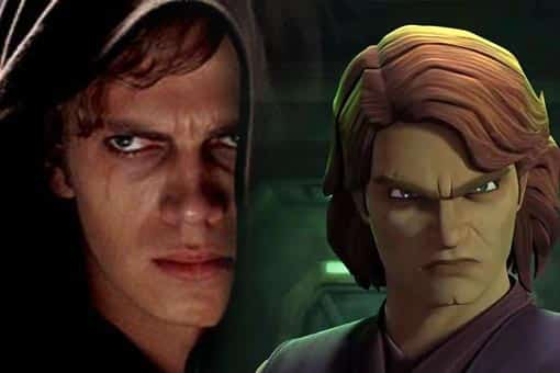 Star Wars: Anakin Skywalker usó el lado oscuro para salvar la República