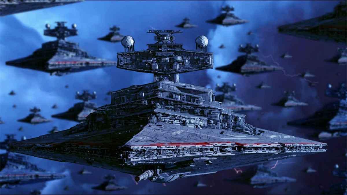 Star Wars revela que la flota del Emperador estaba destinada a fracasar