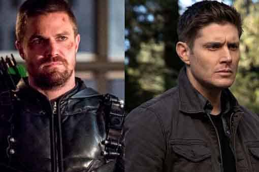 Stephen amell wanted, Jensen ackles, for example, Batman in Arrowverso