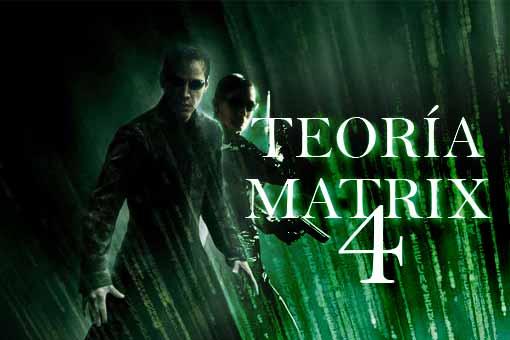 Teoría Matrix 4: La profecía del número siete