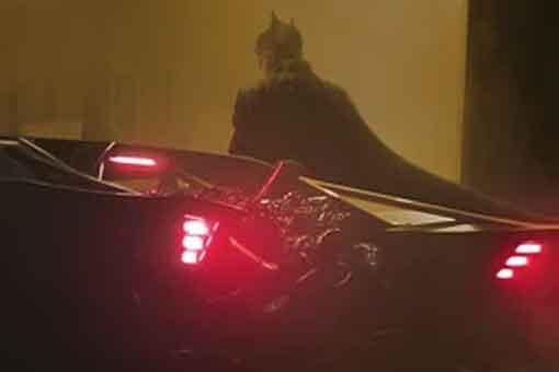 Primeras imágenes oficial del Batmóvil de la película The Batman