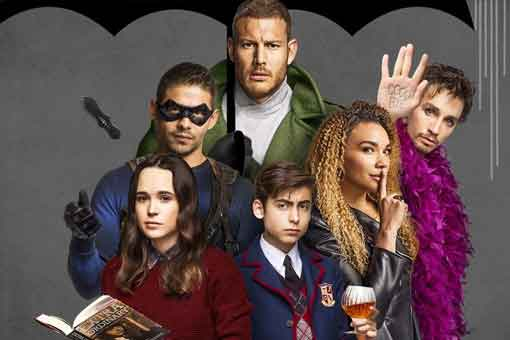 The Umbrella Academy temporada 2 no se retrasará por el Coronavirus