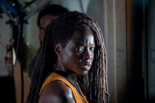 The Walking Dead: Danai Gurira (Michonne) se despidió de la serie