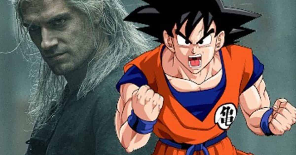 Comparan el anime de The Witcher con Dragon Ball Z