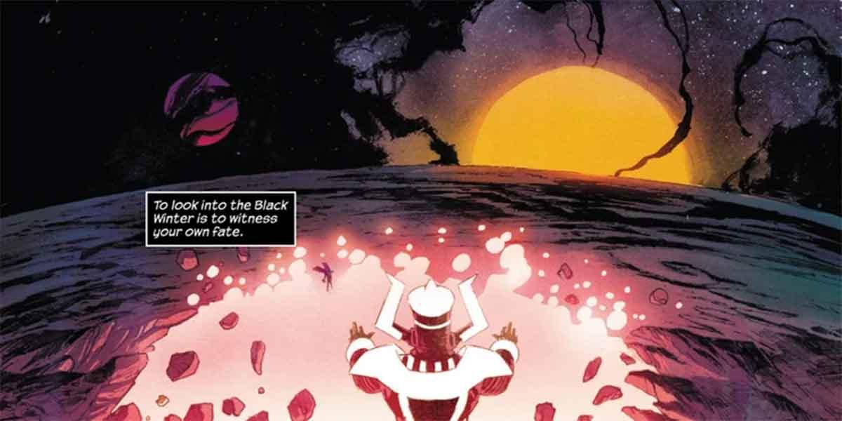 Thor y Galactus luchan para salvar el Universo Marvel