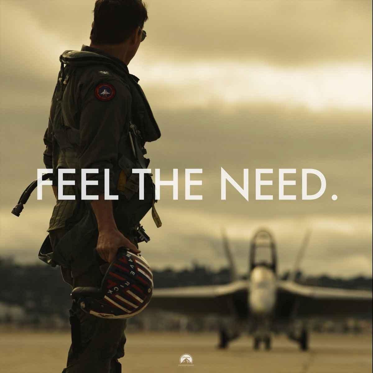Tom Cruise asegura que Top Gun 2 tiene escenas jamás vistas antes