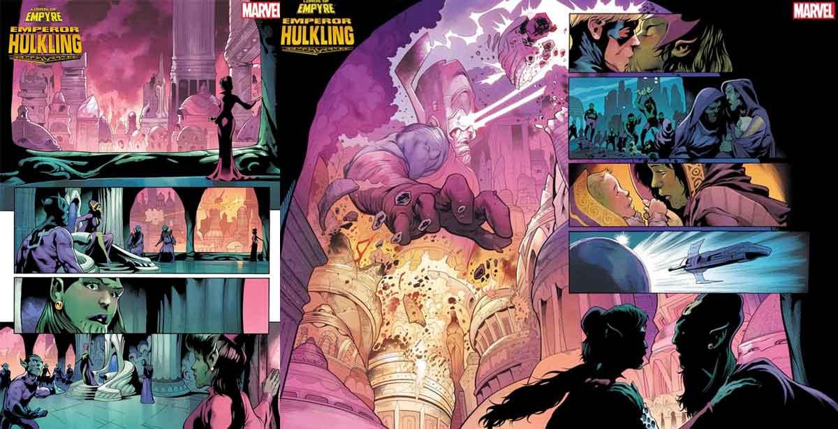 Marvel copia el origen a Superman para un Vengador