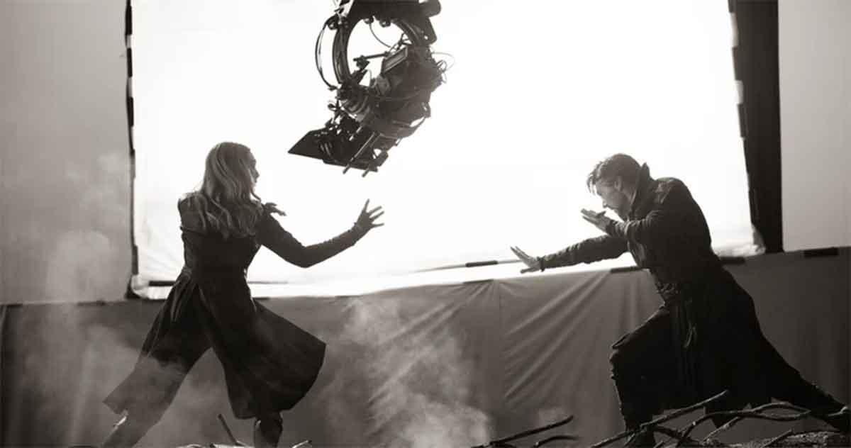 Vengadores: Endgame eliminó una escena de Doctor Strange con Bruja Escarlata