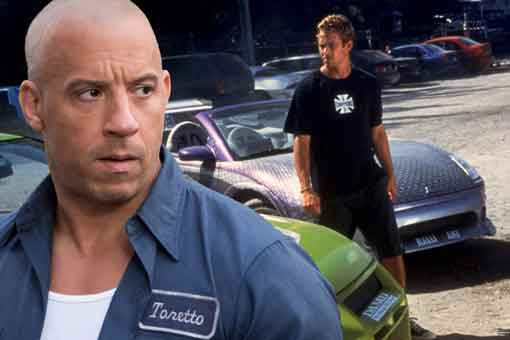 vin diesel no fast and furious 2