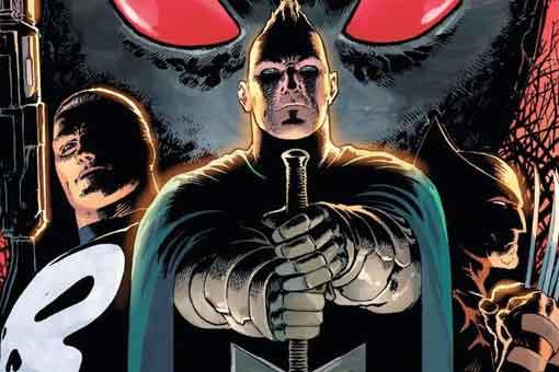 Wolverine forma parte del equipo de antihéroes de Marvel más brutal