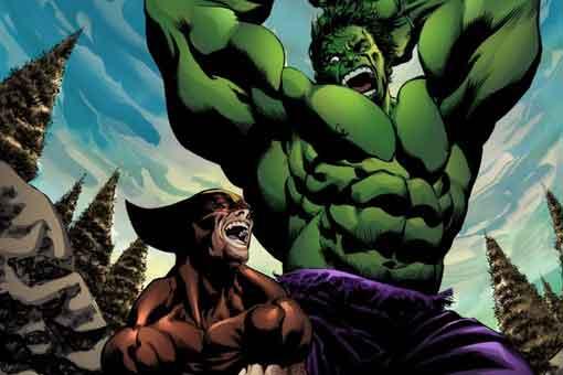 Wolverine contra Hulk, la épica batalla llega a Marvel