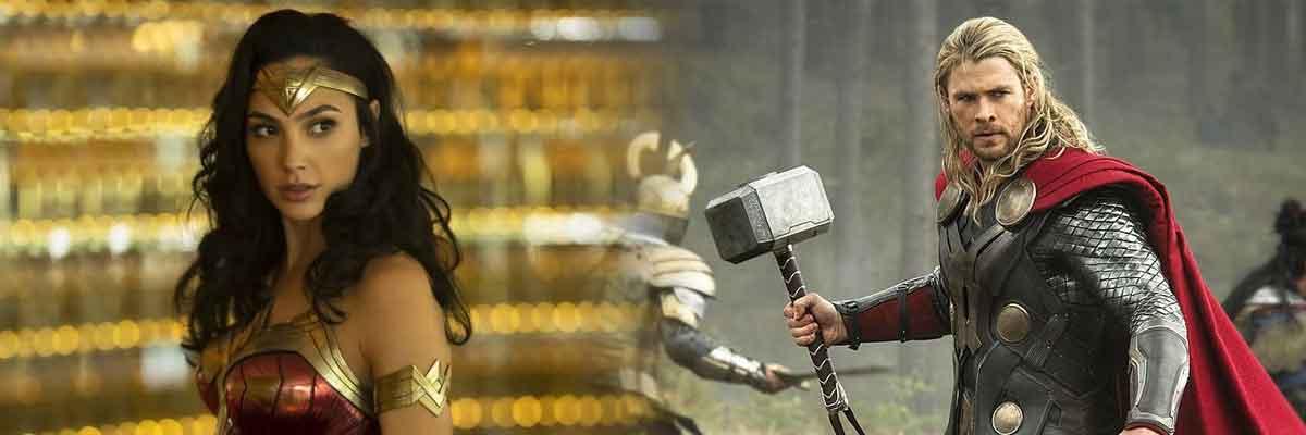 La directora de Wonder Woman revela por qué no dirigió Thor 2