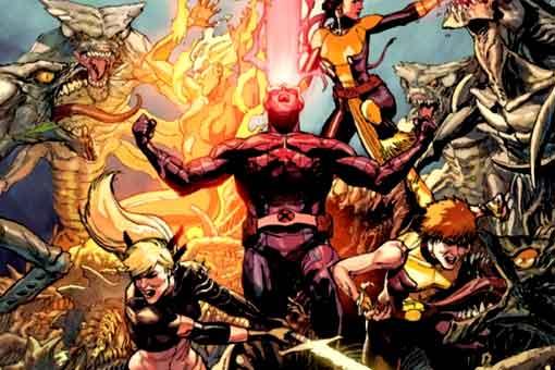 Los X-Men demuestran por qué son sus peores enemigos