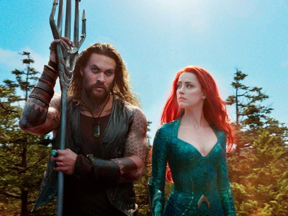 Amber Heard en Aquaman