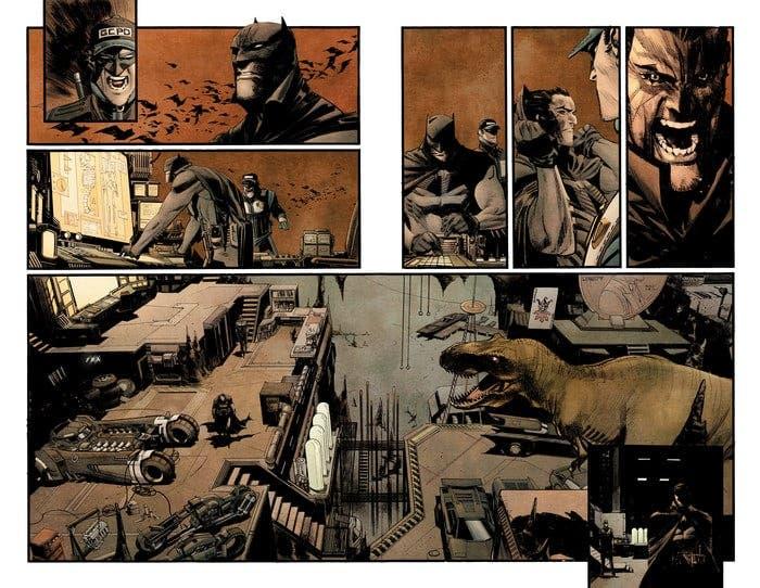 Batman: La maldición del caballero blanco 1
