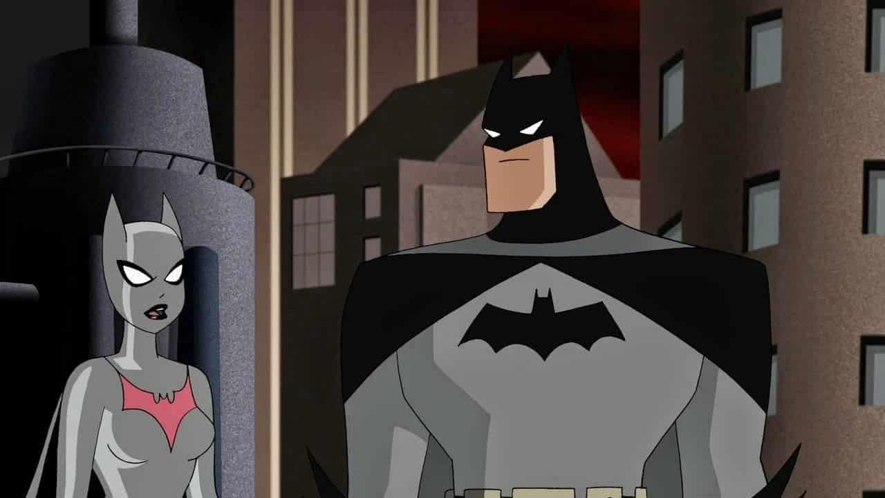 Batman el misterio de batwoman