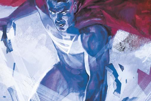 El Incidente Leviatan Nº 4 DC comics